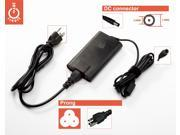 Intocircuit Ac Adapter Charger For DELL Inspiron 1520 1521 PP22L&#59;500 500n 1525 1525n 1526 1526n PP29L W/ Power Cord
