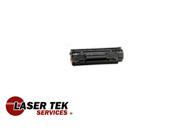 Laser Tek Services® Black Compatible Toner Cartridge for Canon 125 CRG-125 3484B001AA ImageClass LBP6000 MF3010 MF-3010