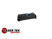 Laser Tek Services ® Black Compatible Toner Cartridge for the Kyocera TK-552 TK552 TK-552BK TK552BK FS-C5200DN FS-C5200