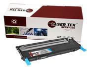 Laser Tek Services® Replacement Samsung CLT-C406S Cyan High Yield Toner Cartridge