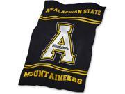 Logo Chair Appalachian State Mountaineers Ultra Soft Blanket