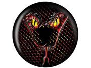 Brunswick Snake Glow Viz-A-Ball 15 Lbs