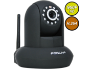 Foscam FI9831WB 1.3MP IP Camera (Black)