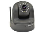 Foscam FI9826WB 1.3MP Wireless/Wired Indoor PTZ IP Camera (Black)