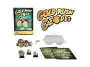 Break Open 7 Gold Rush Geodes - Find the Golden Treasure Inside!