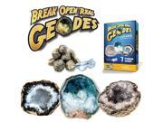 Explorer Geode Kit - Crack Open 7 Real Geodes!