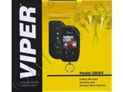 Viper 5906V 2-way Security System w/Remote