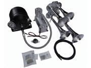 Viking Horns V107C-2 / 4008 Train Air Horn System Kit
