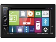 Dual DV604BI In-Dash CD/DVD Car Receiver