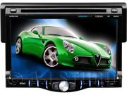 Boss BV8970B In-Dash DVD/CD/MP3 Receiver