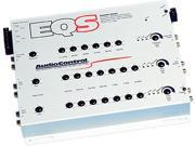 Audiocontrol EQS WHITE 6-Chan Trunk Mount Equalizer