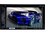 Pioneer AVH-X1700S In-dash DVD/CD/MP3 Receiver