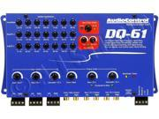 Audiocontrol DQ-61 BLUE 6-channel Sound Processor