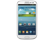 Samsung Galaxy S III 16GB 4G LTE Marble White - Verizon