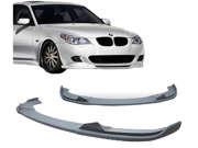 07-08 Bmw 5-Series M-Tech Front Bumper Lip Spoiler Frp