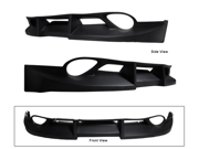 09+ Infiniti Fx35 Poly-Urethane Front Bumper Lip Spoiler Body Kit Black