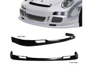 05-11 Porsche 997 Gt3 Front Bumper Lip Spoiler Chin Lip Polyurethane