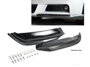 05-08 Bmw 3-Series 4dr Mtec And M-Sport Carbon Fiber Front Bumper Lip