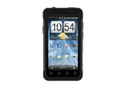 Green Black OEM Trident Aegis Hard Cover Over Silicone W Screen Protector Film Guard, Ag-EVO-3d-bg For HTC EVO 3d
