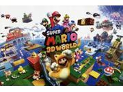 Super Mario 3D World Poster Print (34 x 22)