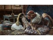 Samson and Delilah, James Tissot (1836-1902 French), Jewish Museum, New York Poster Print (18 x 24)