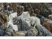 Stone of Anointing, James Tissot (1836-1902 French) Poster Print (18 x 24)