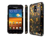 EMPIRE Full Coverage 3D Tortoise Shell Case for Samsung Galaxy S II Epic 4G Touch