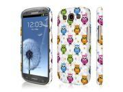 EMPIRE Signature Series Slim-Fit Case for Samsung Galaxy S III – Owl Pals