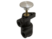 One Midland Style KN20031 Push Pull Valve for Semi Trailers