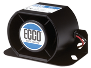 ECCO 630 Back Up Alarm - 107 dB Reverse Mount!