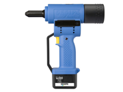 One Gesipa Accubird 12V Cordless Rechargeable Riveting Tool