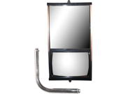 Ford Conversion Truck Combination Mirror & Gooseneck