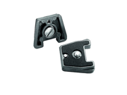 """Manfrotto 384PL14 Dove Tail Rapid Connect Mounting Plate with 1/4""""-20 Screw"""