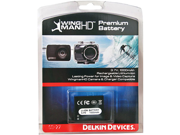Delkin Devices WingmanHD Premium Rechargeable Battery