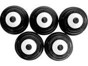 FuelBelt Spare Caps - 5 Pack - Black