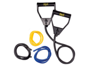 Everlast Resistance Stretch Tubing with 3 Strengths
