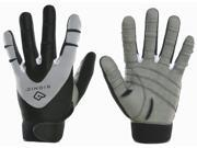 Bionic Men's PerformanceGrip Full Finger Fitness Gloves - Medium