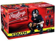 Rawlings Youth Catcher's Set Ages 5-7