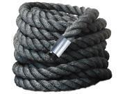 "SPRI Art of Strength Fray-Proof Rope - 1.5"" x 40'"