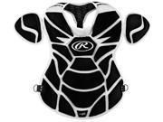 Rawlings CP950X Adult Chest Protector - Black