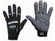 Bionic Women's Full Finger Fitness Gloves - Large - Black/White