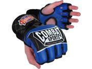 Combat Sports MMA Fight Gloves - Blue