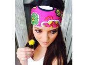 "Hippie Runner ""Bouquet"" Headband"