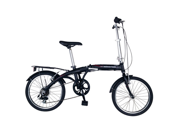 Hollandia 20'' Amsterdam Folding Bike