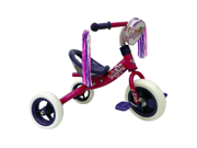 StinkyKids Girls Bucket Rider Tricycle