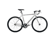 Giordano Rapido 700c Single Speed Road Bike - For Riders 5'8'' - 6'1''