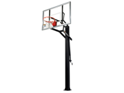 Goalrilla GS-II In-Ground Basketball Hoop with 60 Inch Glass Backboard