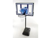 "Lifetime 1479 Portable Basketball Hoop with 48"" Shatter Guard Fusion Backboard"