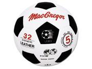 MacGregor Size 5 Molded Synthetic Soccer Ball