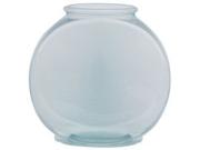 Imagine Gold - Plastic Drum Fish Bowl - 1 Qt